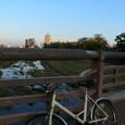 さみしがりやの自転車