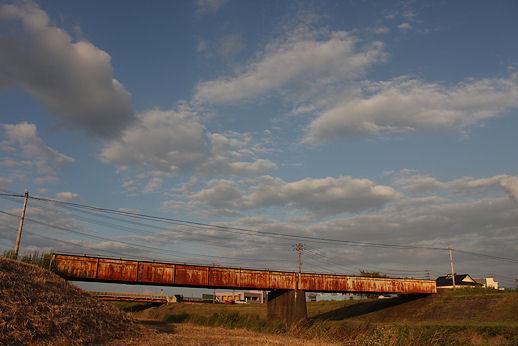 島原鉄道鉄橋