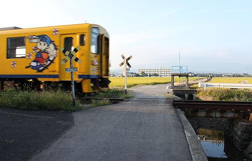 島原鉄道踏切