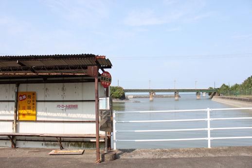 波瀬の浦バス停