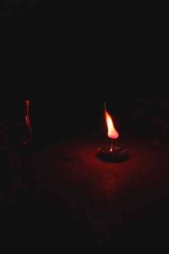 ちいさな灯り