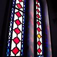 黒島天主堂ステンドグラス