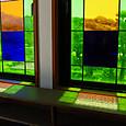 紐差教会ステンドグラス