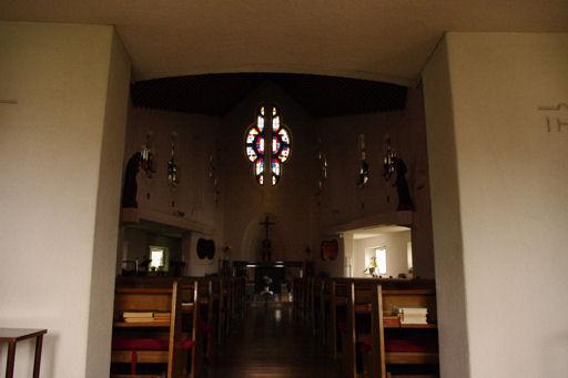 聖フィリッポ教会ステンドグラス