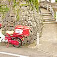 坂道バイク