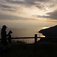 平戸の夕日