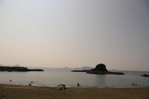 岳路海水浴場
