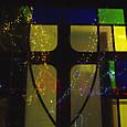 浅子教会ステンドグラス