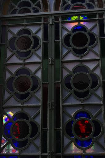 三浦町教会ステンドグラス