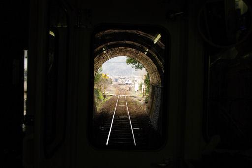 松浦鉄道トンネル