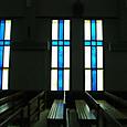 福江教会ステンドグラス