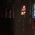神の島教会ステンドグラス