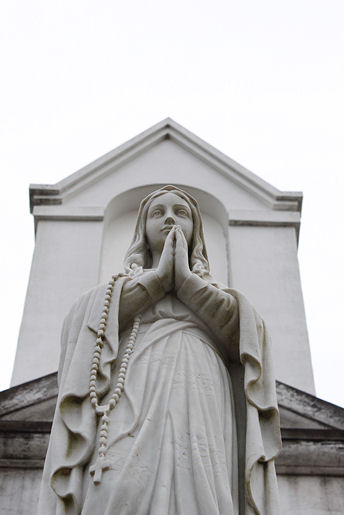 出津教会マリアさま